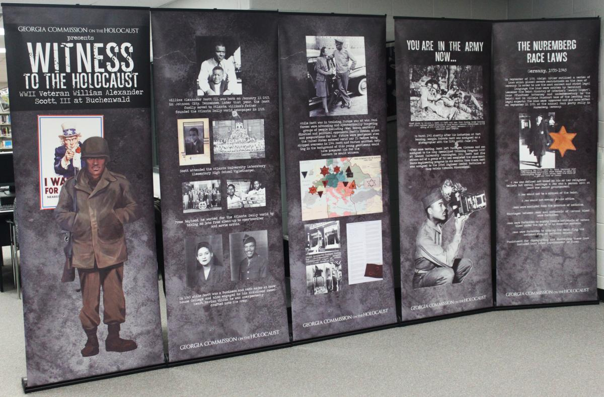 "New traveling exhibit ""Witness to the Holocaust"" launches ..."